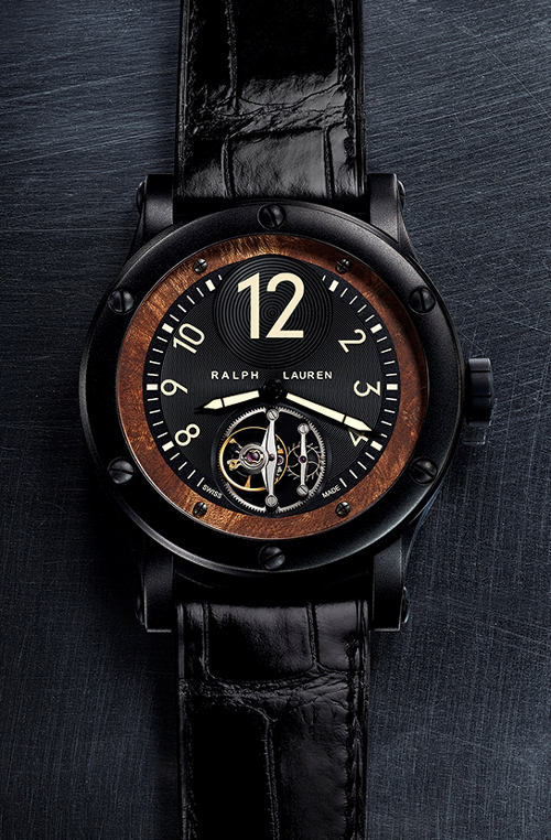 Ralph Lauren Sporting Automotive Flying Tourbillon.