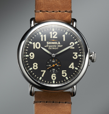 Shinola Runwell wins for Innovation