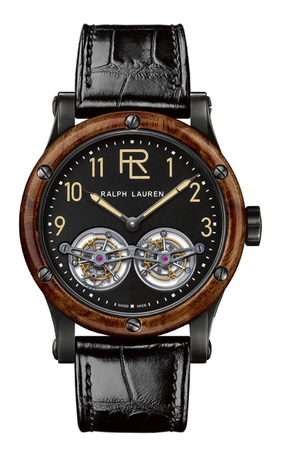 Ralph Lauren Automtove Double Tourbillon