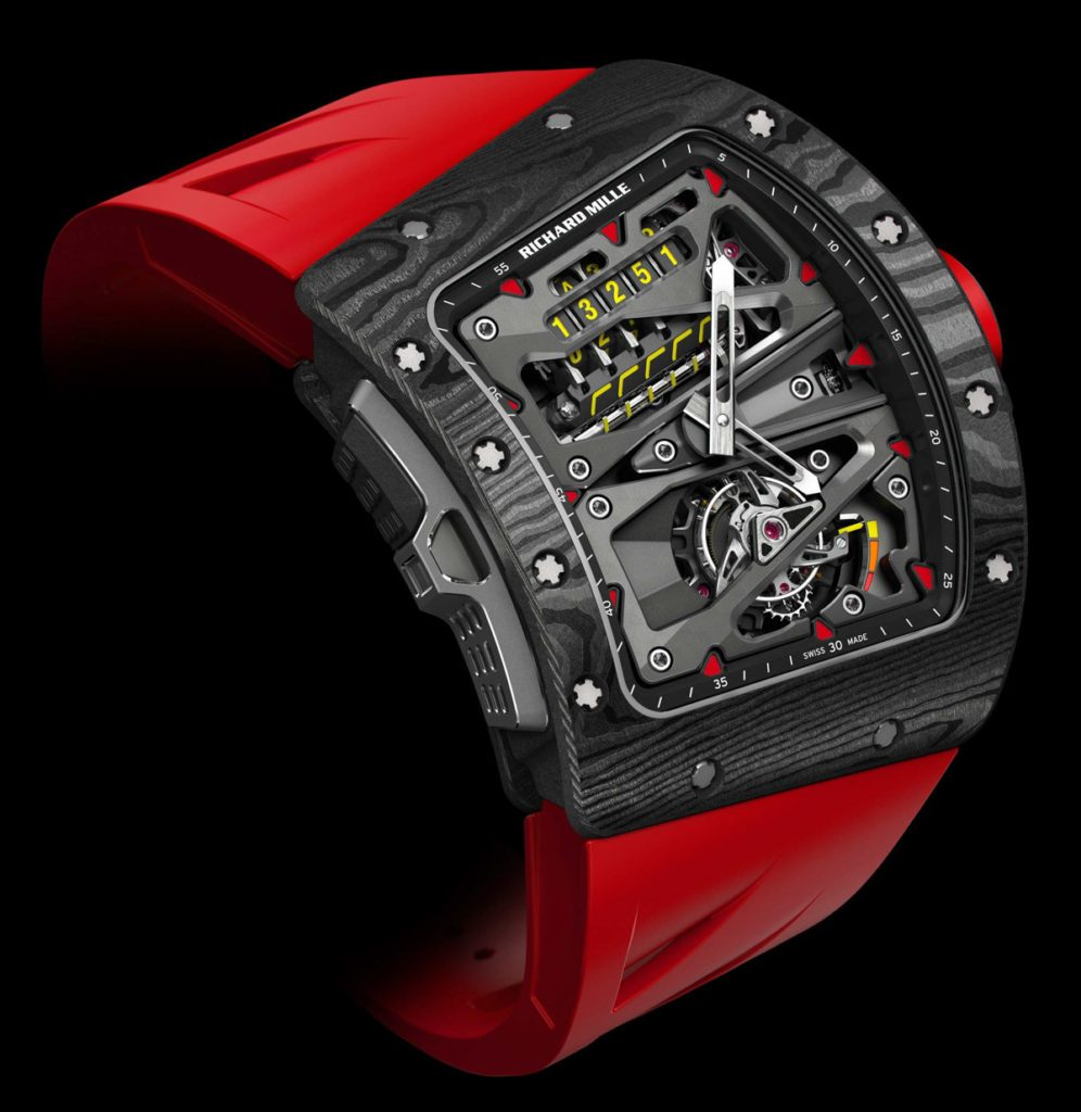 Wildest Watch Ever?  Richard Mille RM 70-01 Tourbillon Alain Prost Watch