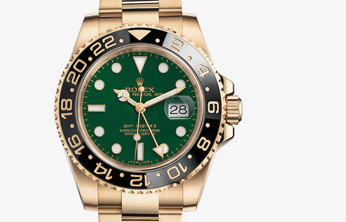 6 Great Green Rolex Watches to Bring the Luck of the Irish ...