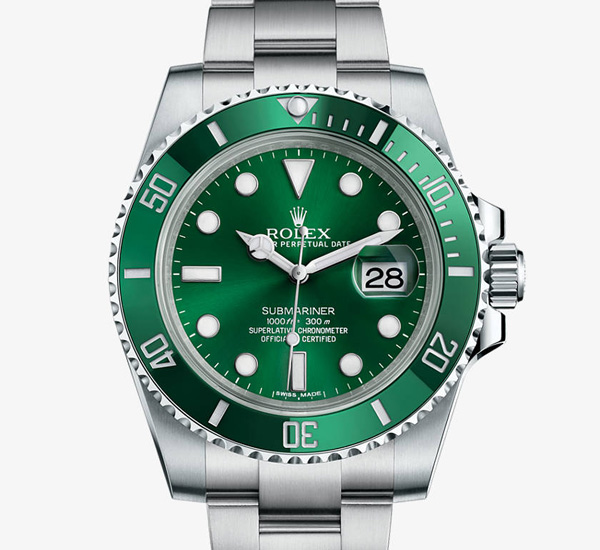 Oyster 40mm Submariner Date
