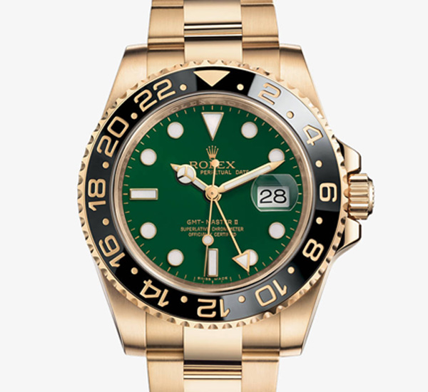 Rolex Oyster GMT Master II