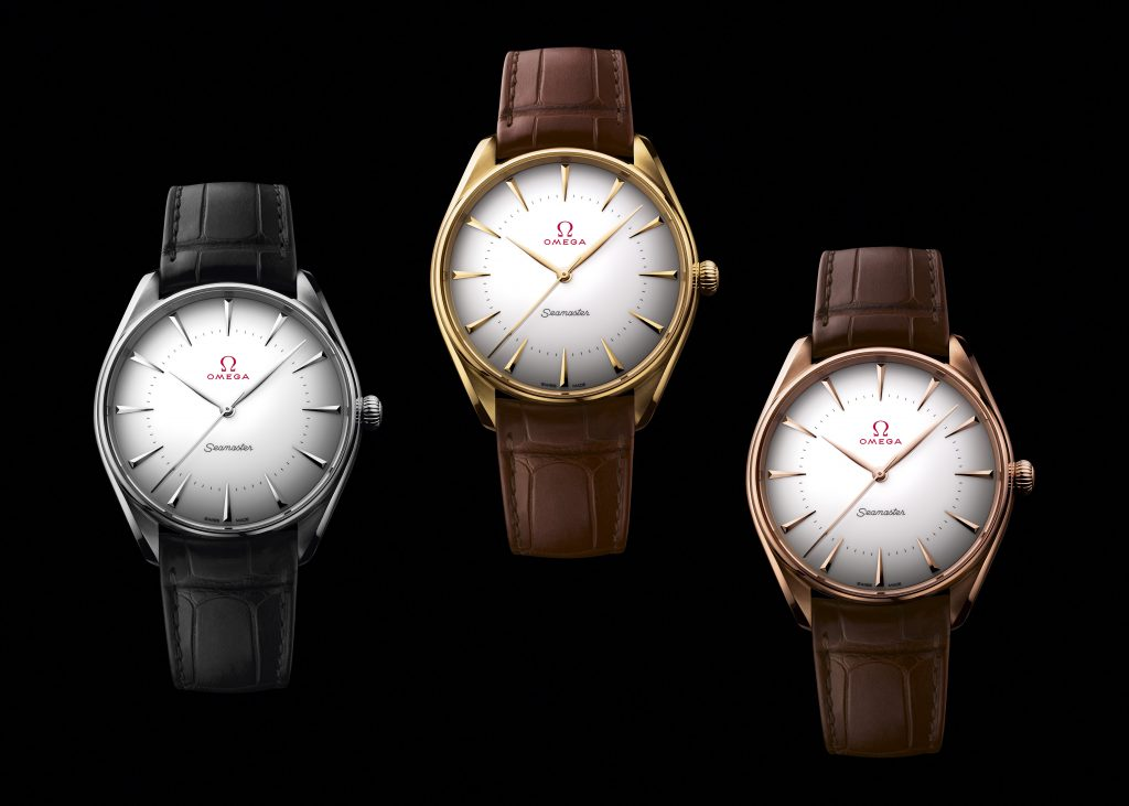 Omega Seamaster Olympic Games Gold Edition watches