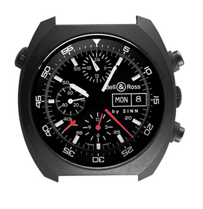 Bell & Ross Space 1 case.