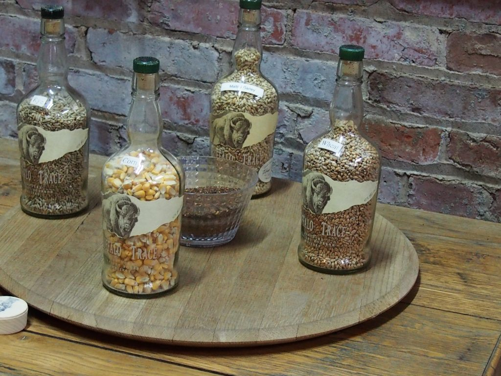 The essential grains of bourbon at Buffalo Trace
