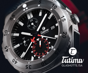 Tutima Watches