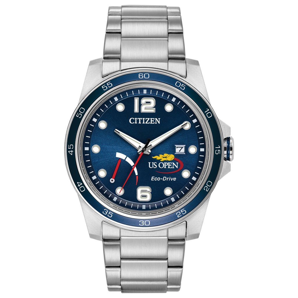 Citizen Watch US Open 25th Anniversary Commemorative Edition Timepiece
