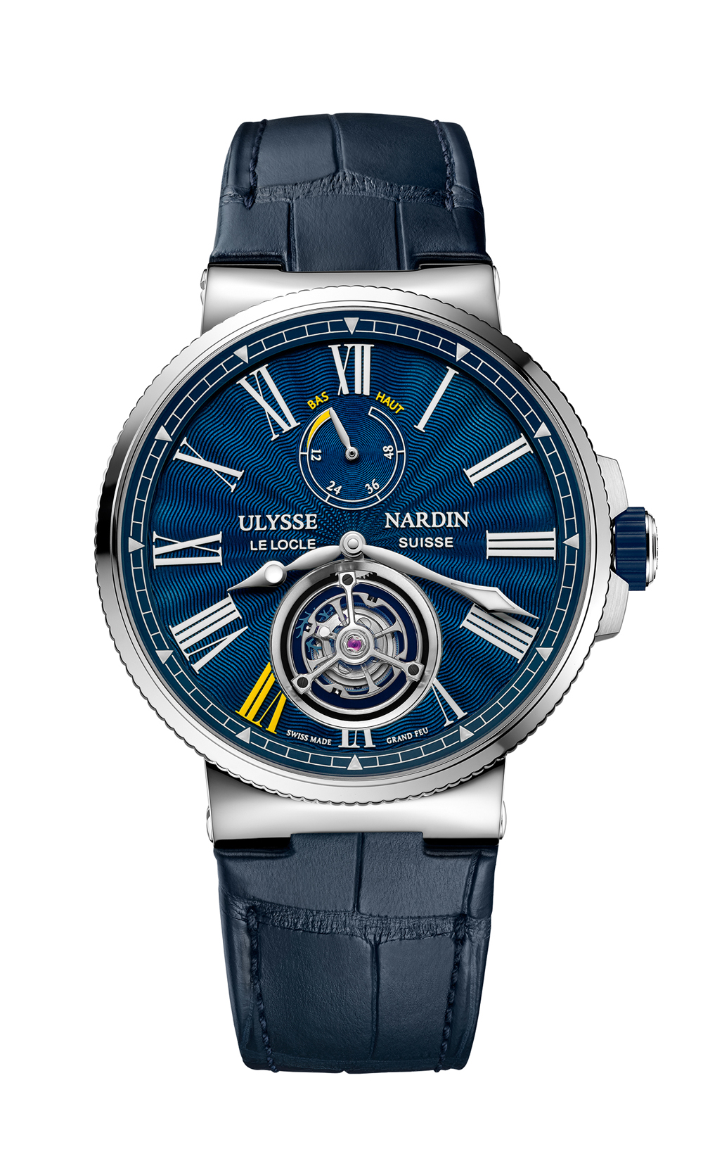Ulysse Nardin Marine Tourbillon Only Watch
