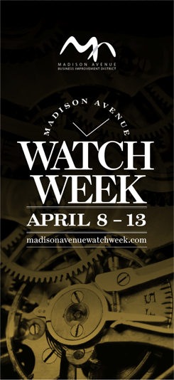 Watch Week Logo