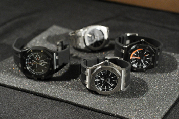 Audemars Piguet Watches during New York's Fashion week