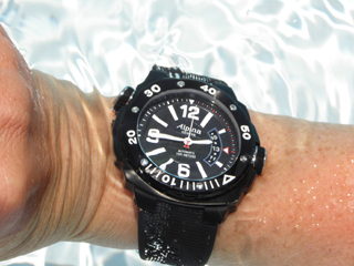 Off the Cuff: Alpina Watches – Extreme Diver 1000 Meters ...
