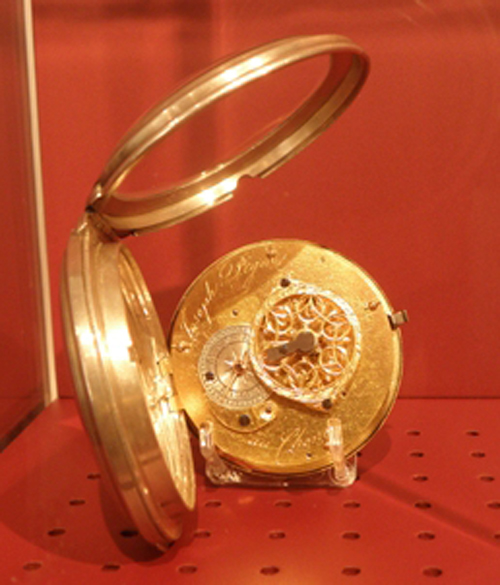Audemars Piguet pocket watch