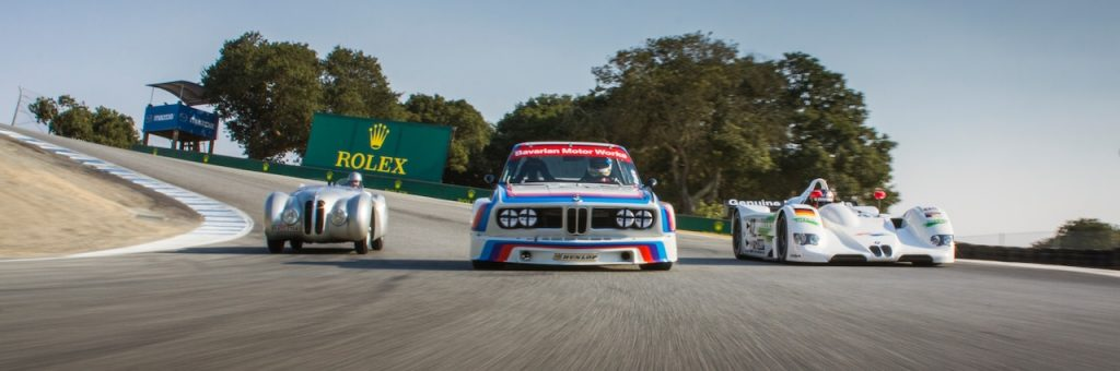 Rolex: Title Sponsor and Official Timepiece Of Many Events at Monterey Classic Car Week
