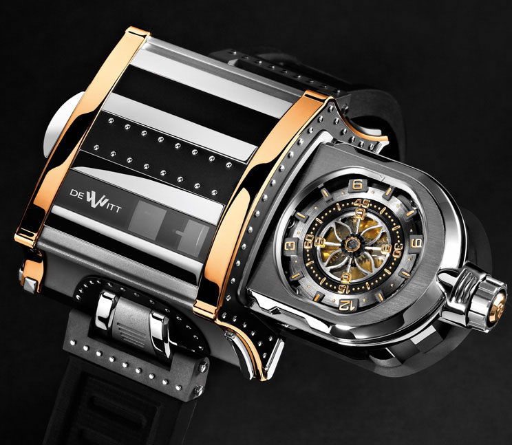 26 Reasons for Watch Lovers to Go to Vegas for the Luxury ...