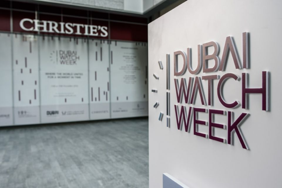 Dubai Watch Week and Christies Team Up for Horology Forum in London