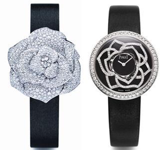 Piaget Rose timepieces