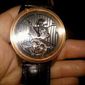 New Maurice de Mauriac Tourbillon