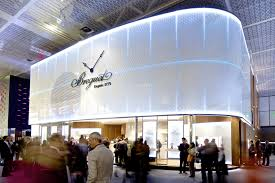 The Breguet space at BaselWorld 2014