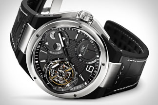 IWC Ingenieur Constant Force Toubillon