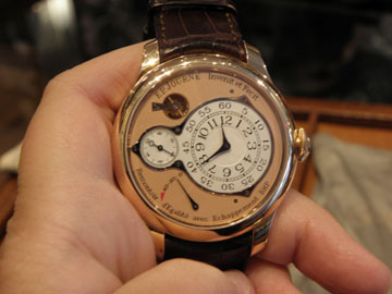 F.P. Journe Chronometre Optimum