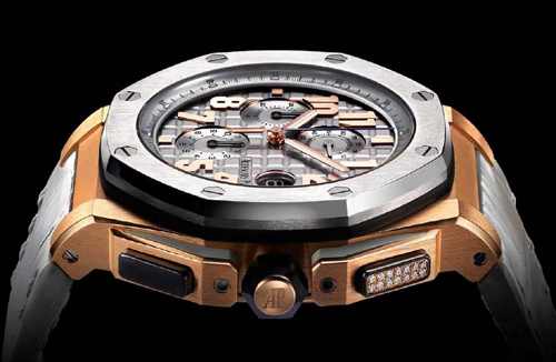 Audemars PIguet Royal Oak Offshore Limited Edition LeBron James