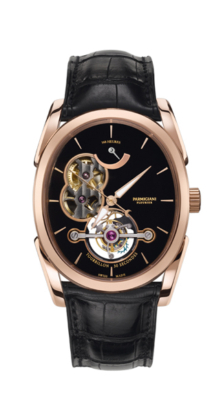 Parmigiani Ovale 30-second Tourbillon