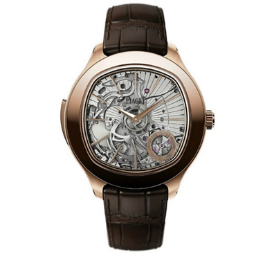 Piaget's Emperador Coussin Minute Repeater