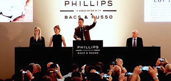 Phillips in Association with Bacs and Russo