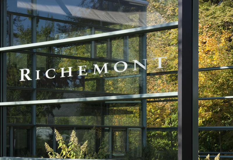 Richemont headquarters, SWitzerland.