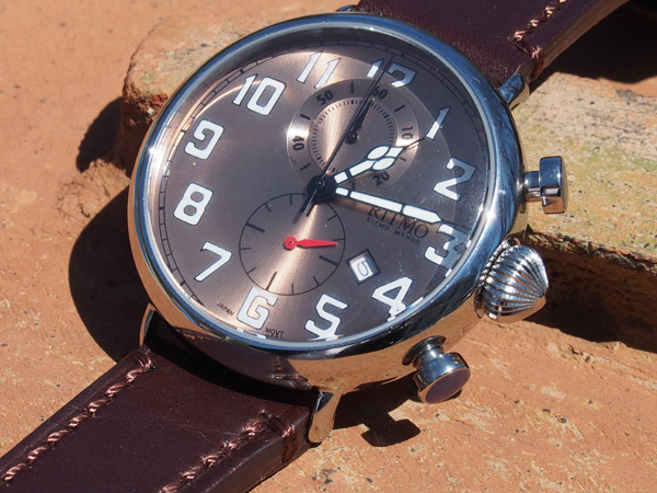 Ritmo Mundo watches: Turismo