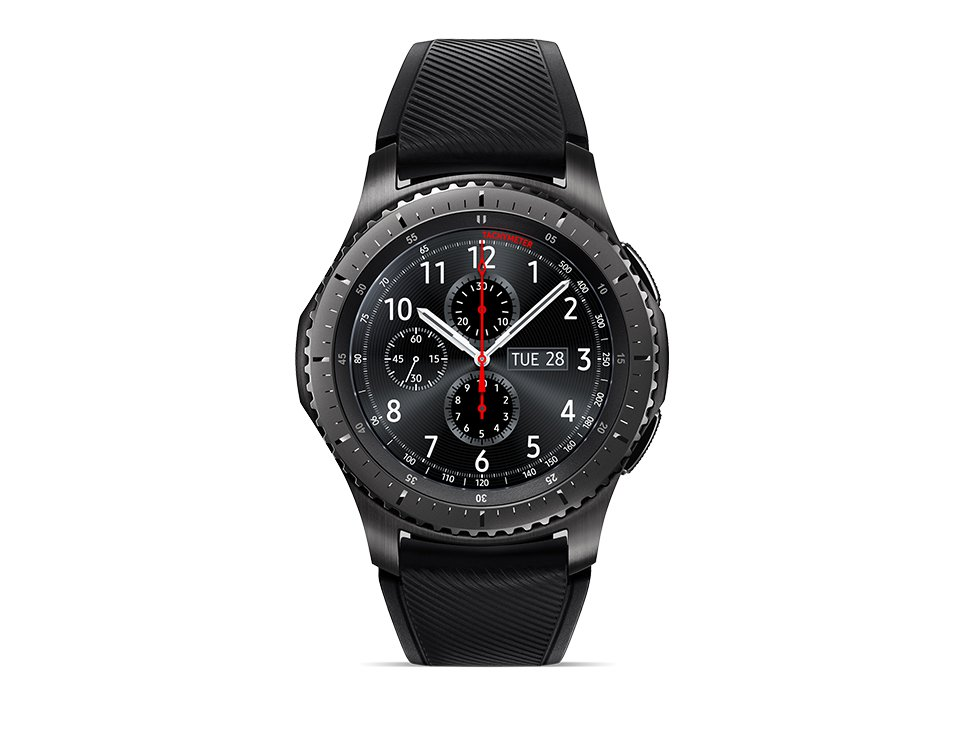 Samsung Exhibits at Baselworld 2017 with Samsung Gear S3 Smart Watch