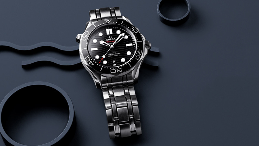 The Seamaster Diver 300M series