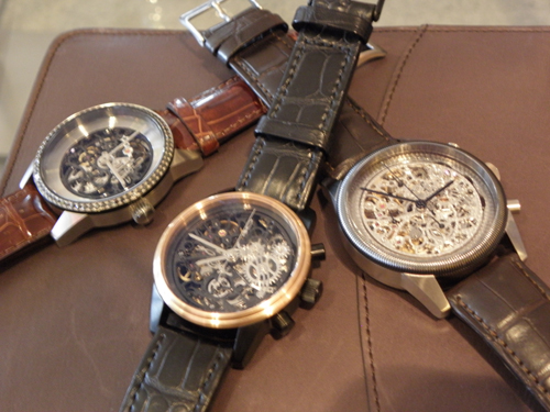 A selection of superb Maurice de Mauriac watches