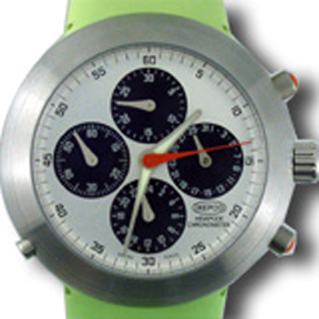 One of the original Ikepod watches