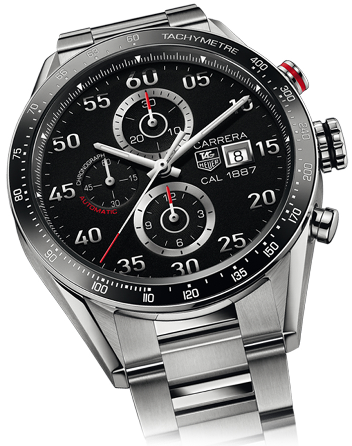 Current TAG Heuer Carrera 1887 watch