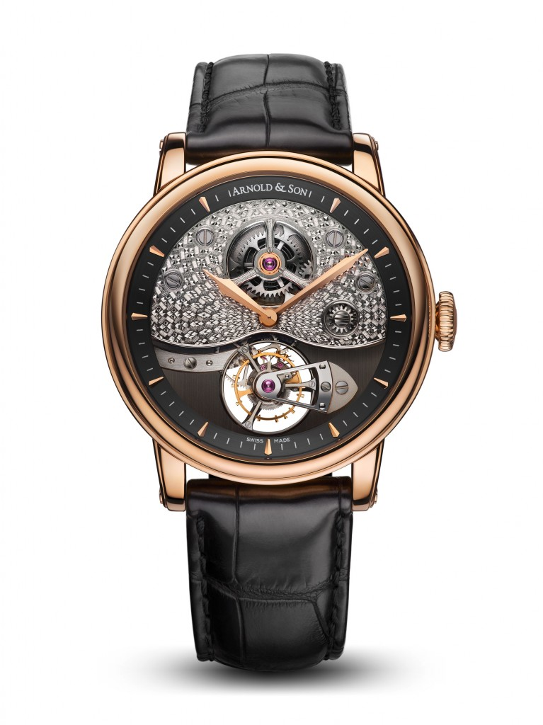 What Makes the Arnold & Son TE8 Metiers d'art II ...