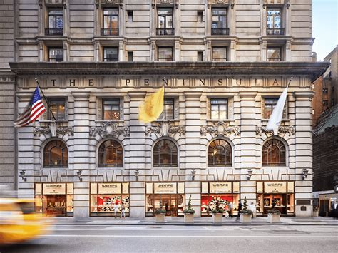 """Wempe Fifth Avenue, the place where """"Billions"""" shot its fourth episode this season."""