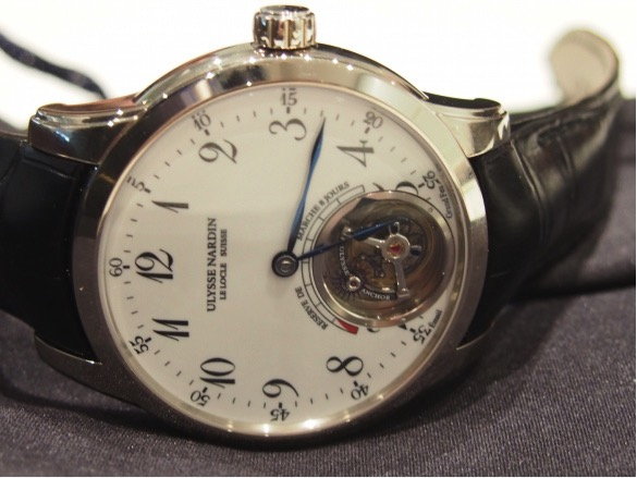 Replica Ulysse Nardin's Anchor Tourbillon watches