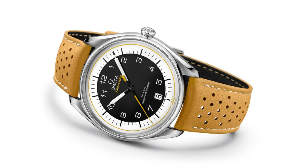 Omega Seamaster Olympic Games Limited Edition Collection