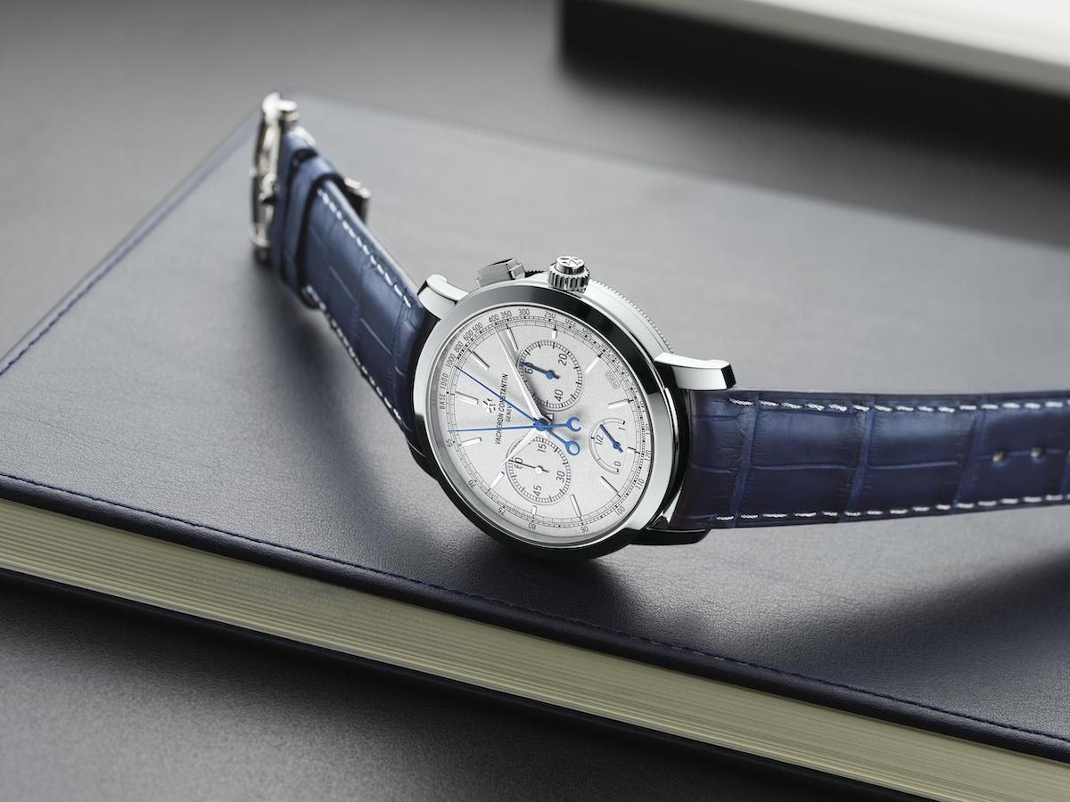 Watches & Wonders Geneva 2021, Vacheron Constantin Traditionnelle Split-Second Chronograph