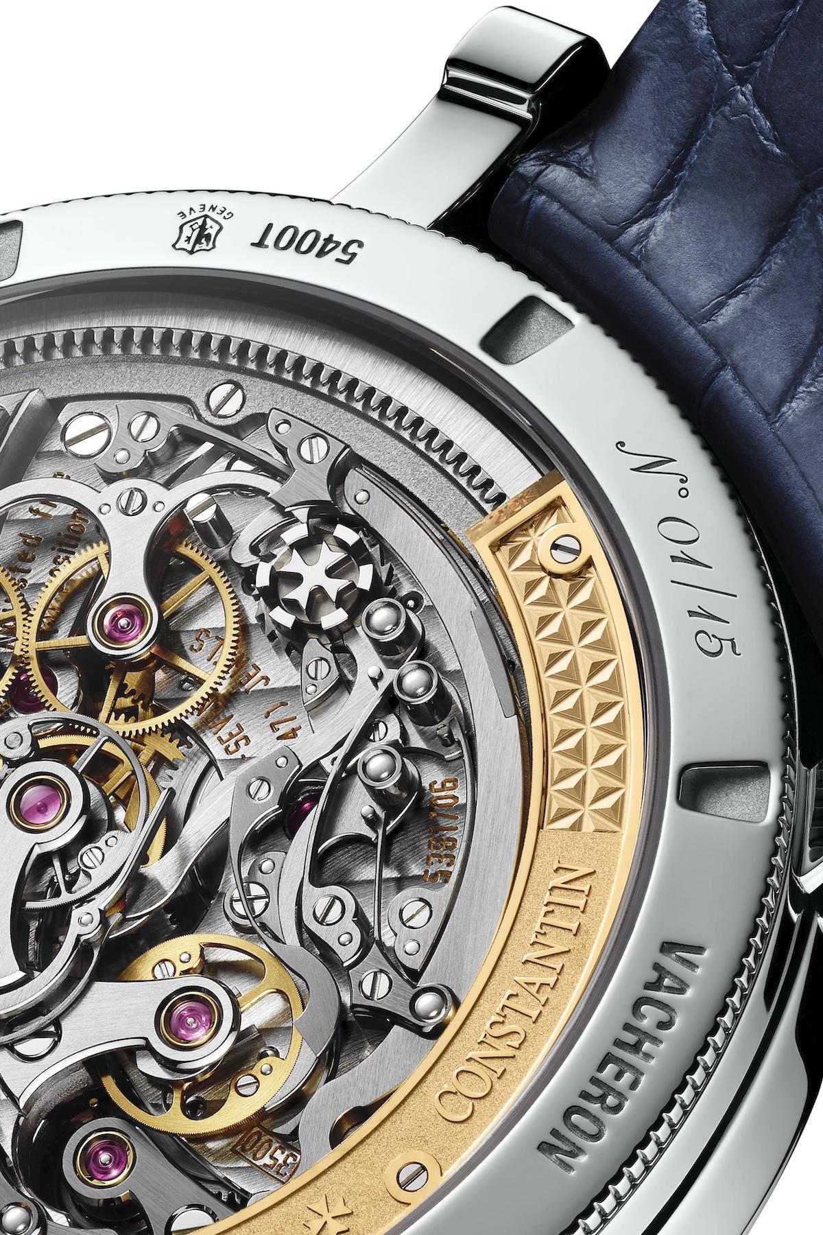 Vacheron Constantin Traditionnelle Split-Second Chronograph