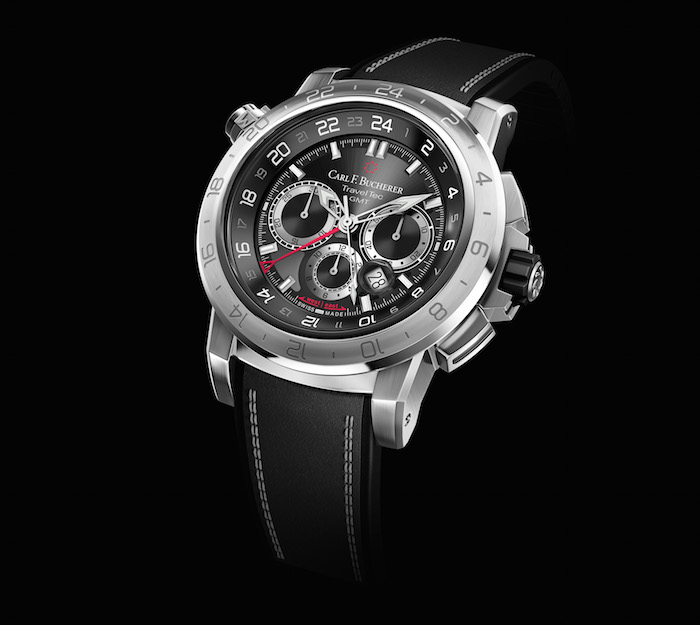 Carl F. Bucherer's Patravi TravelTec