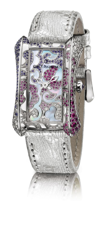 Alacria Royal Rose by Carl F. Bucherer