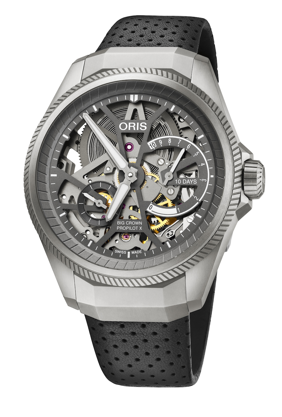 Oris Big Crown ProPilot X Calibre 115 watch