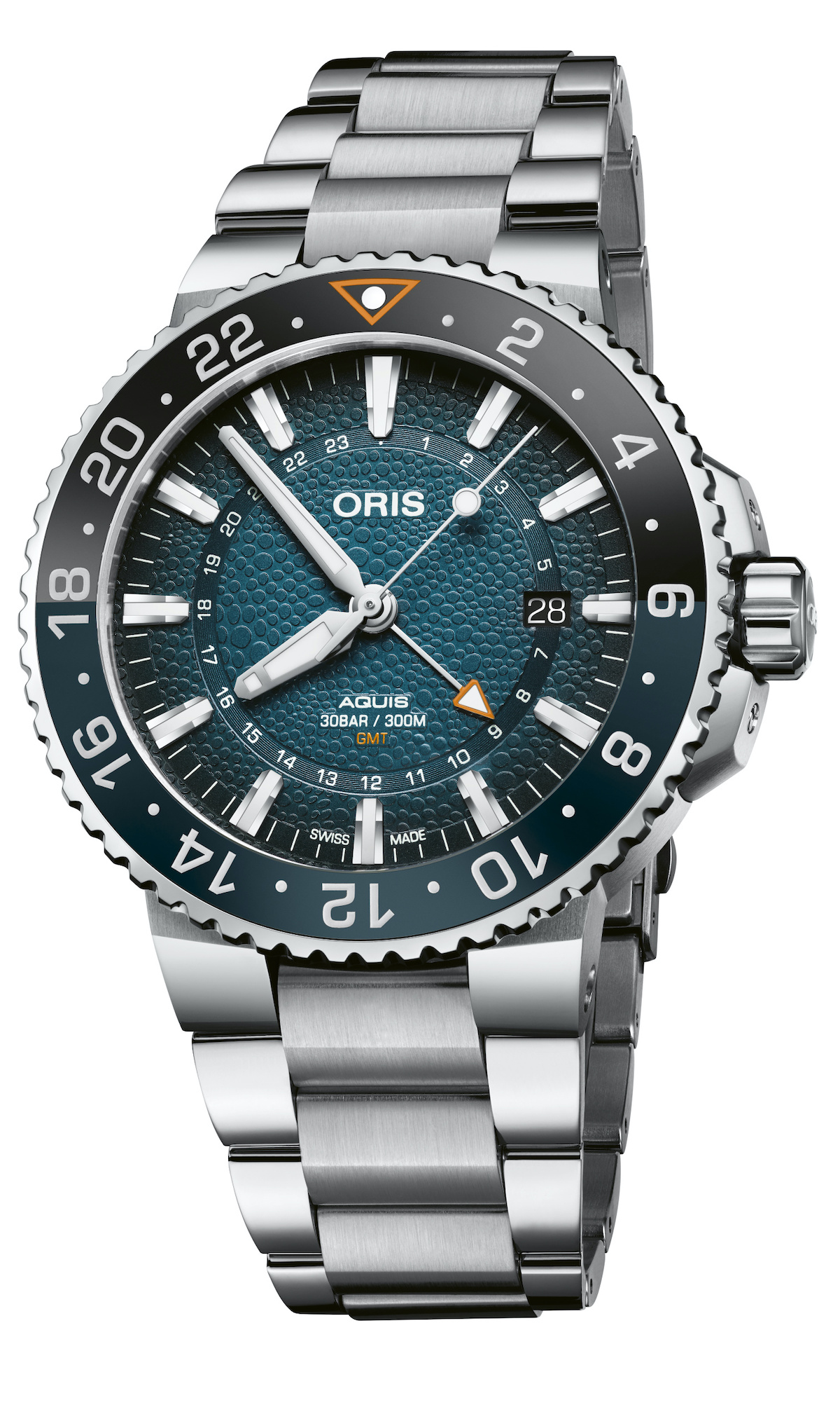 Oris Whale Shark Limited Edition watch