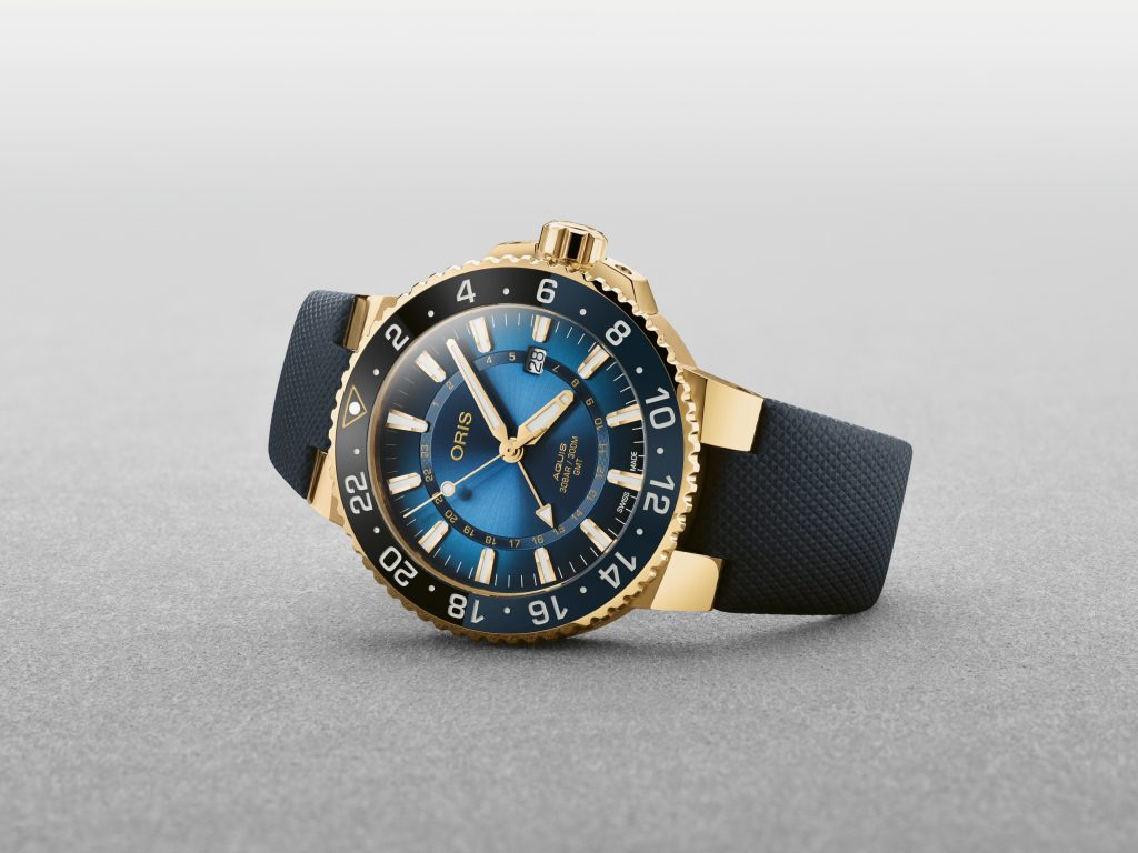 Oris Carysfort Reef Limited Edition watch