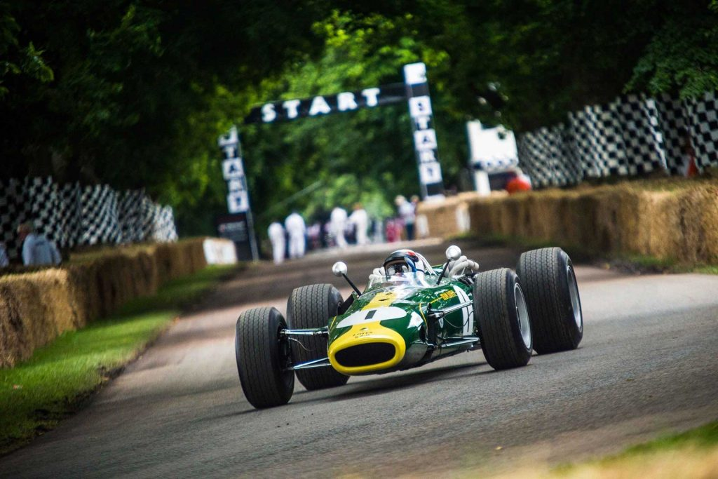 Montblanc teams with Goodwood Festival of Speed