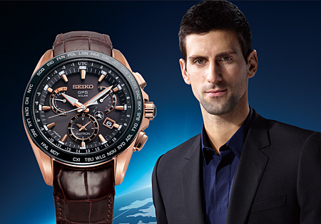 Novak will travel across at least 60 time zones this year