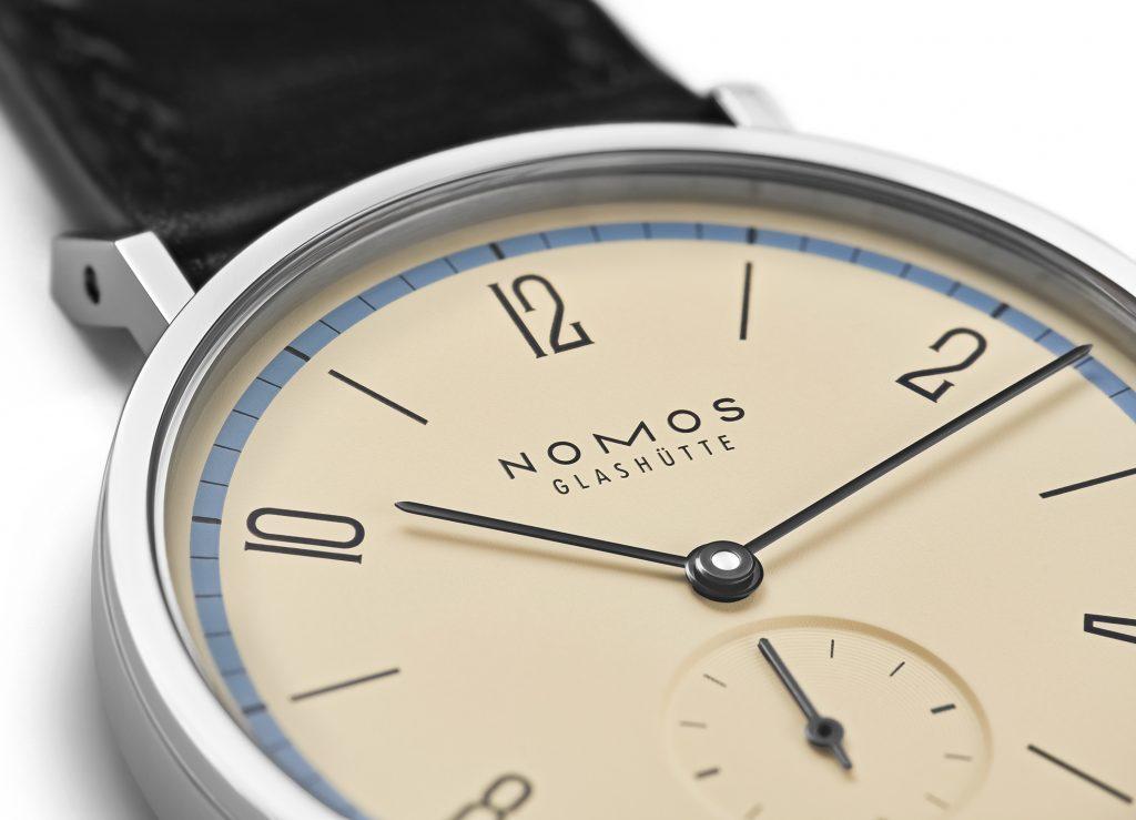 Nomos Bauhaus Limited Edition Tangente